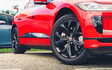 95 New VW ID3 vs used Jag I Pace alloys ipace