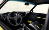 95 opel manta elektromod 2021 official images edit cabin