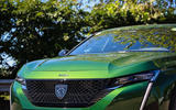 95 Peugeot 308 hatch 2021 FD front grille