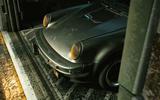 Porsche 911 Cyberpunk 2077 tie-in - headlights