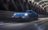 95 Porsche 911 GT3 2021 official images night front