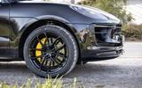 95 Porsche Macan GTS 2021 prototype drive alloy wheels