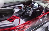 95 Porsche Mission R concept feature cabin