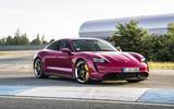 95 Porsche Taycan colours