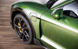 95 Porsche Taycan Cross Turismo official images alloy wheels