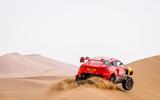 95 Prodrive BRX Dakar rally rear