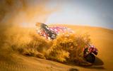 Prodrive BRX T1 in the desert - Sand