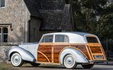 95 Radford revived 1949 Bentley MKVI  Coachwork Harold Radford. Image Courtesy of Bonhams