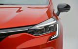 Renault Clio 2019 Autocar studio static - headlights