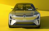Renault Morphoz concept official studio images - nose
