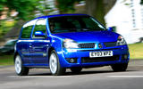 Renaultsport history picture special - Clio Renaultsport 172
