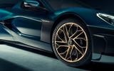 95 Rimac Nevera 2021 official reveal alloy wheels