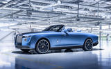 95 Rolls Royce Boat Tail 2021 official reveal studio front