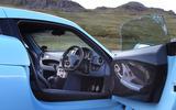 Road test rewind: Noble M600 - cabin