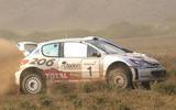 95 Safari Rally burns 2002