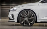 Skoda Vision RS concept drive - alloy wheels