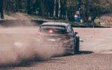 95 STARD ERX rallycross fiesta drive 2021 dust