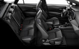 Suzuki Swace official press images - cabin