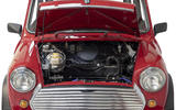 Swindon Powertrain electric classic Mini