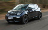 Top 10 small electric cars BMW i3S