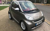 95 UBG Smart ForTwo 2007 one we found