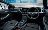 95 Vauxhall Astra 2021 teaser images dashboard