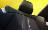 95 Vauxhall Astra 2021 teaser images seats