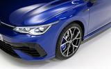 Volkswagen Golf R 2020 official reveal - alloy wheels