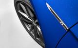 Volkswagen Passat 2019 press - quarter badge