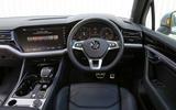 95 Volkswagen Touareg NNBG 2021 dashboard