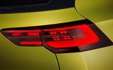 2020 Volkswagen Golf Mk8 official press - rear lights