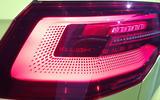 2020 Volkswagen Golf mk8 official reveal - rear lights