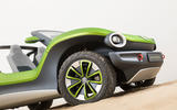 Volkswagen ID Buggy concept first drive - front end