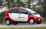 Used vs PCP: Electric cars - Mitsubishi I-Miev