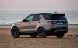 Land Rover Discovery MY2021 official images - static