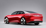 Volkswagen ID Vizzion concept - rear quarters