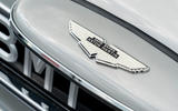 Aston Martin DB5 Goldfinger Continuation nose badge