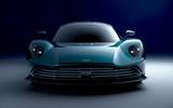 96 Aston Martin Valhalla official reveal nose