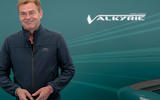 96 Aston Martin Valkyrie Goodwood passenger ride Moers