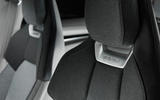 Audi E-tron GT concept front seats