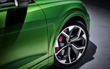 Audi RS Q8 2020 official reveal photos - alloy wheels