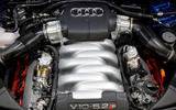 96 Audi S6 Used buying guide engine