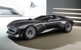96 Audi Sky sphere concept 2021 static front