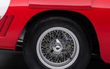 96 Bell Sport Classic 330 LMB alloy wheels