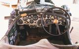 Bentley Blower Continuation - interior