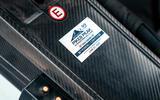 96 Bentley continental GT3 pikes peak synthetic fuels plaque