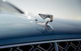 96 Bentley Flying Spur Mulliner official reveal badge