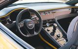 Bentley Mulliner Bacalar - interior