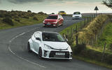 Britain's best affordable drivers car 2020 - cornering