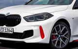 BMW 1 Series 128ti official reveal - front bumper